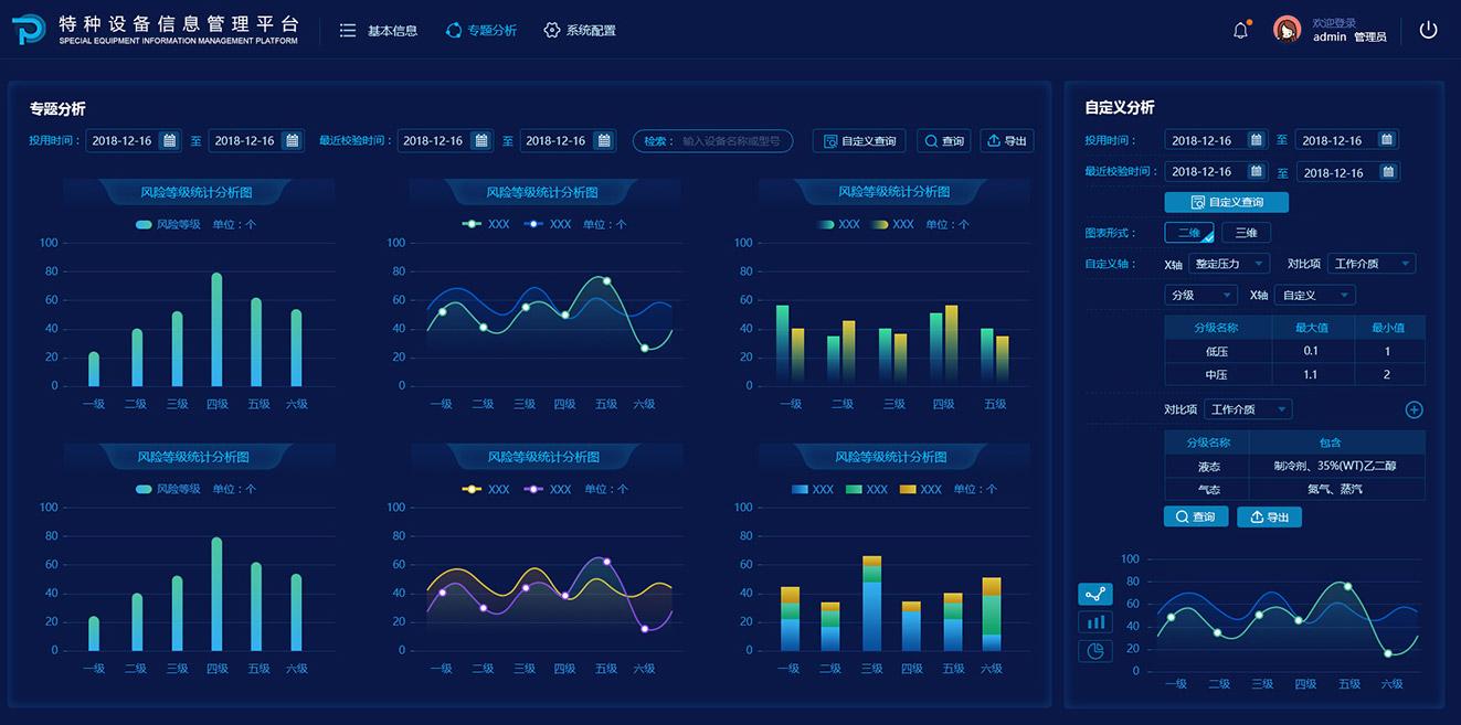 特种设备信息管理平台